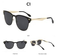 summer man metal Bicycle Glass Mens outdoor sport fashion Sunglasses woman driving sunglasses wind mirror glasses 18colors motorcycle