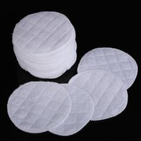 10 20pcs Reusable Nursing Breast Pads Washable Soft Absorben...