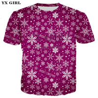 YX GIRL Flower T Shirt Men Women Sexy Tshirt Hawaiian Street...