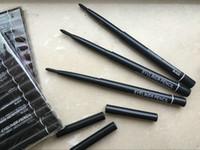 Presente Grátis !! Nova Maquiagem EYELINER Automático Delineador Lápis Preto Marrom lápis forro de olho