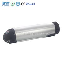 Бесплатная доставка бутылка литиевая батарея 48 В 13AH 18650 Li-ion для 750 до 1000 Вт велосипед мотор+2A зарядное устройство 48 вольт вниз трубки батареи
