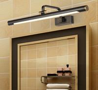 43cm / 57cm / 76cm de salle de bain miroir de salle de bain étanche rétro meuble miroir miroir miroir miroir lampe LED lampe de lumière LED lumière WML022