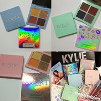 Kylie Jenner the Kylie Kourt x eyeshadow 4 colors eyeshadow ...