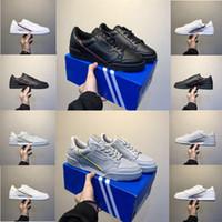 Nouveau 2018 Core noir Continental 80 Chaussures de course Aero bleu Gris OG Blanc Coussin Hommes Sportif Sneakers 40-45 Livraison gratuite en vente