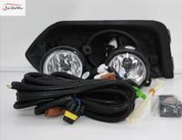 Luzes de nevoeiro do carro para a Cidade Honda 2017 Limpar lâmpada de halogênio: H8-12V 25W Front Forge Lights Kit de lâmpadas