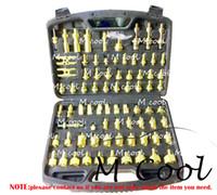 Alta calidad Un nuevo kit de mantenimiento de herramientas de detección de fugas de compresor de aire acondicionado profesional para automóviles