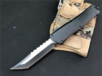 KIMTER D A knives Hellhound Tanto EDC Tactical gear 6 holes ...
