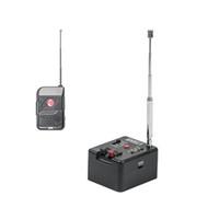 Un solo cue remoto inalámbrico Fireworks Firing SystemSequense Firewedding Equipment Equipo EMB01-01R