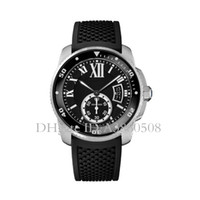 Top Luxury Brand CALIBRE Men Watch High Quality Gift Automat...