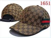 Luxury Designer Ball Hats For Women and Men Brand Snapback B...