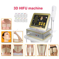 3D HIFU Wrinkle Removal Face skin care machine Ultrasound ma...