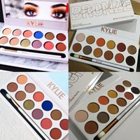 Kylie Bronze Eyeshadow 12Colors Kylie Jenner Pressed Powder ...