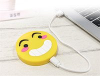 Facial Expression Wireless Charger Cartoon Portable Charger ...