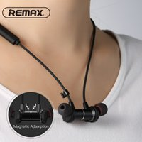 original Remax RB- S7 Earphone Magnetic Neckband sports runni...