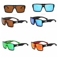 Oversized Square Cycling Sunglasses Outdoor Sports Lens Fram...