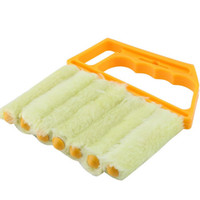 Fashion Hot Vertical Window Blinds Brush Cleaner Mini 7 Shap...