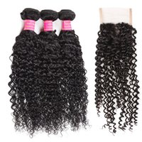 Wholesale Price Cheap 8A Mink Brazilian Virgin Curly Wave Ha...
