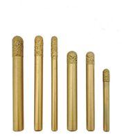 5 stks Cilinder Ball-End Cutter CNC Diamond Gravure Bits 3D Steen Burrs End Bits voor Steen Carving Gereedschap Graniet Marmeren Masonry Ceramic Tile