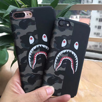NEW Hot Top Quality Cool Fashion Shark Case 2018 For iPhone8...