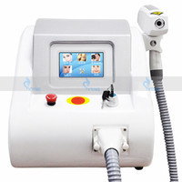 Professional Touch Screen Q Switch nd yag Laser Machine Eyeb...