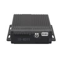 DIYKIT Fernbedienung Auto Bus RV Mobile HD 4CH Auto DVR Video / Audio Recorder Unterstützung 128 GB sd-karte