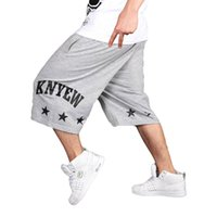Summer Shorts Men Plus Size Hip Hop Casual Mens Long Shorts ...