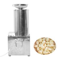 Qihang_top kommerzielle automatische Knoblauchschälmaschine kleine trockene Knoblauchpeeler Maschine, elektrischer Edelstahl Knoblauch schält Maschine