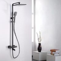 Gegenstand Im Badezimmer 94 | Grosshandel Beste Led Duschkopfe Wasserhahn Sets 4 Funktion Verdeckte