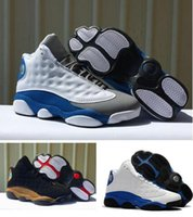 ITALY BLUE 13s Hyper Royal 13 BRED 13 Black peach INFRARED W...