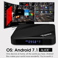TX3 Max Amlogic S905W Android 7. 1 TV Box 2GB 16GB 2. 4G Wifi ...