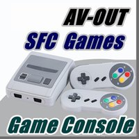 Console AV-OUT Video Handheld per console di gioco NES con consegna scatola al dettaglio Mini Game Console Video Handheld per gioco SFC D-JY