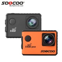 "SOOCOO S100 S100PRO 4K UHD Wifi Sport 2"" Screen Gyro GP..."