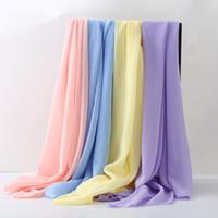 150 centímetros * 100 centímetros Chiffon Tecido transparente Forro nupcial Tecido Vestido de casamento saia do partido Decorator Georgette material do vestido de tule