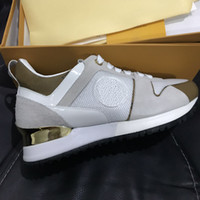 2018 Brand genuine leather Trainers Mens Women Running Desig...
