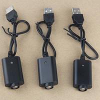 Ego USB Şarj Elektronik Sigara E Çiğ 510 Şarj Ego T c EVOD büküm görüş spin 2 3 mini Vape Kalem Pil