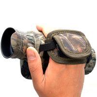5x40 الرقمية للرؤية الليلية تلسكوب infrared راي hd واضح الرؤية أحادي جهاز العدسة البصرية العدسة التخييم التنزه سفر الصيد