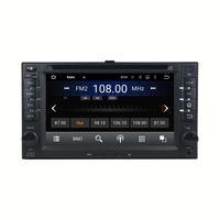 Lecteur DVD De Voiture Pour Kia Sportage Ceed 6.2 Pouce Octa-core 2 GB RAM Andriod 6.0 avec GPS, Commande Au Volant, Bluetooth, Radio