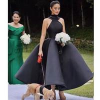 43405dd3a86 Vestidos de dama de honor elegantes del vestido de la bola del satén Vestidos  de baile