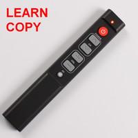 Smart Learning Télécommande pour TV, STB, DVD, DVB, TV Box, chaîne HIFI, contrôleur universel à gros boutons