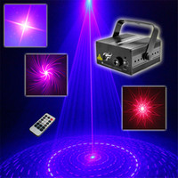 Mini 2 Len 9 RB Red Blue Patterns Projector Stage Equipment ...