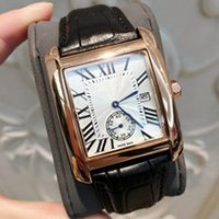 2018 Brand Fashion Luxury Man Women leather Watch Famous des...