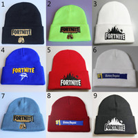 23 Style Game Fortnite Battle Royale Cotton Hats Knitted Hat...