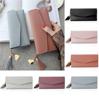New Fashion Lady Women Leather Clutch Wallet Long Card Holde...