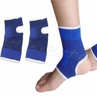 2 pcs cheville élastique support de protection support de tendon de tendon d'Achille sangle de pied pour sportif