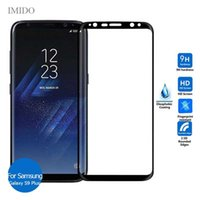 For  Galaxy S9 Plus Full Cover Tempered Glass Screen Protector 3D 9h All Body Safety Protective Film On S9Plus S 9 G965F