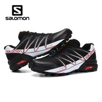 2018 New Salomon Speed Cross 3 4 CS Men Designer Running Sho...
