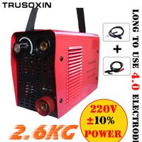 Mini 220V - 240V 2. 6KG IGBT Inverter DC welding machine equip...