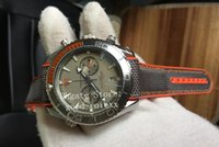 Mens Chronograph VK Quartz Watch Men Gray Dial Chronometer M...