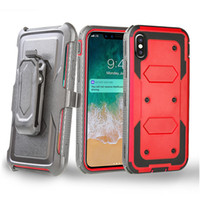For Iphone X Defender Case 3in1 High Impact Heavy Duty Hard ...