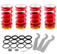 Kit coilover in alluminio forgiato per Honda Civic EK GE Red disponibile Molle sospensione / coilover Coilover